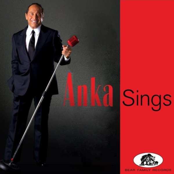Paul Anka - Anka Sings (EXPANDED EDITION) (2020) CD 1