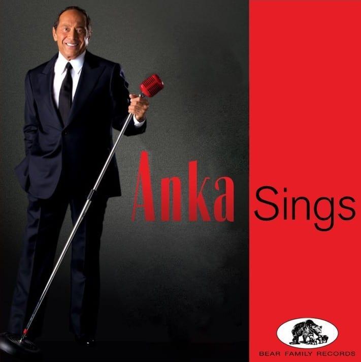 Paul Anka - Anka Sings (EXPANDED EDITION) (2020) CD 9
