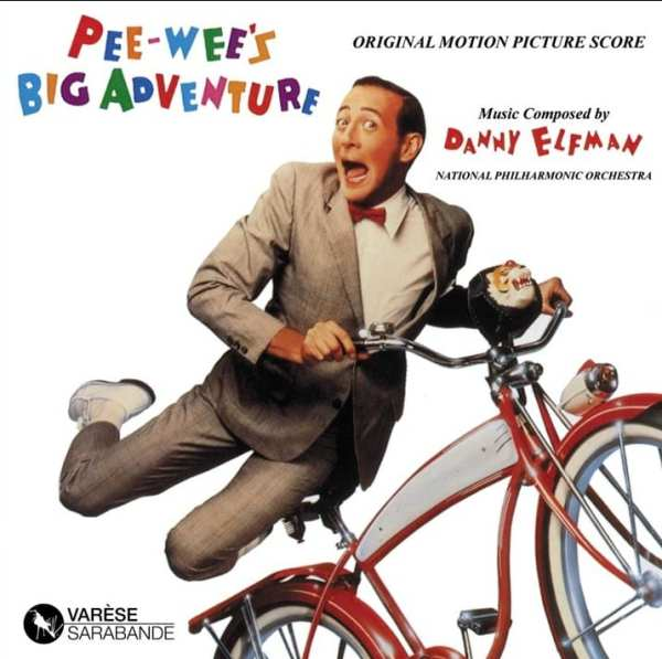 Pee-Wee's Big Adventure - Original Soundtrack (EXPANDED EDITION) (1985) CD 1