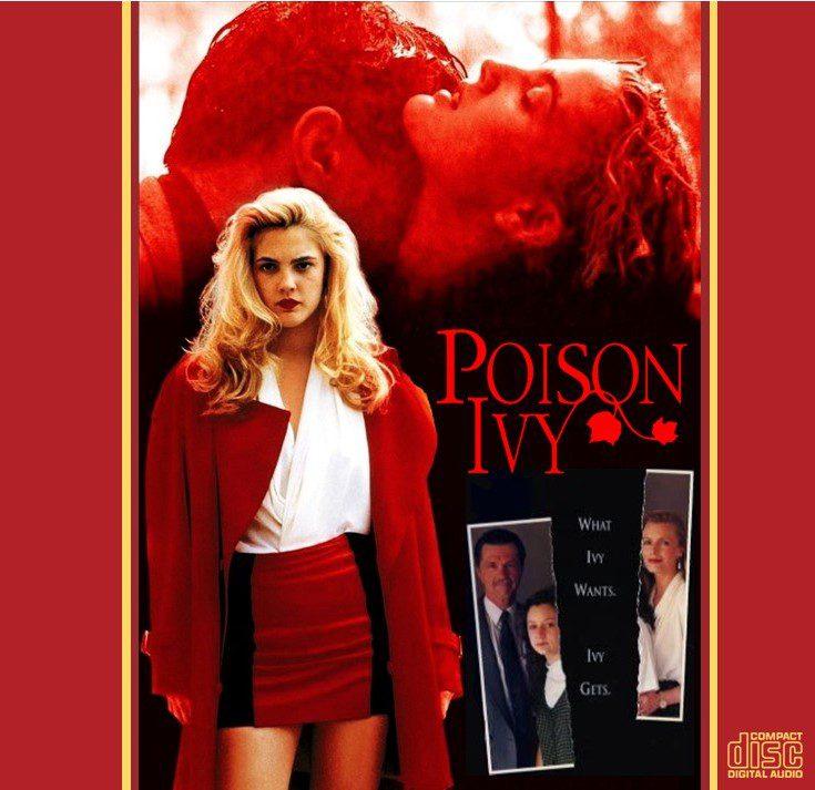 Poison Ivy - Original Soundtrack (1992) CD