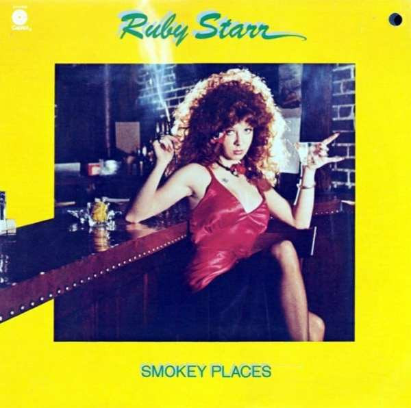 Ruby Starr - Smokey Places (Grey-Star) (Ruby Jones) (1977) CD 1