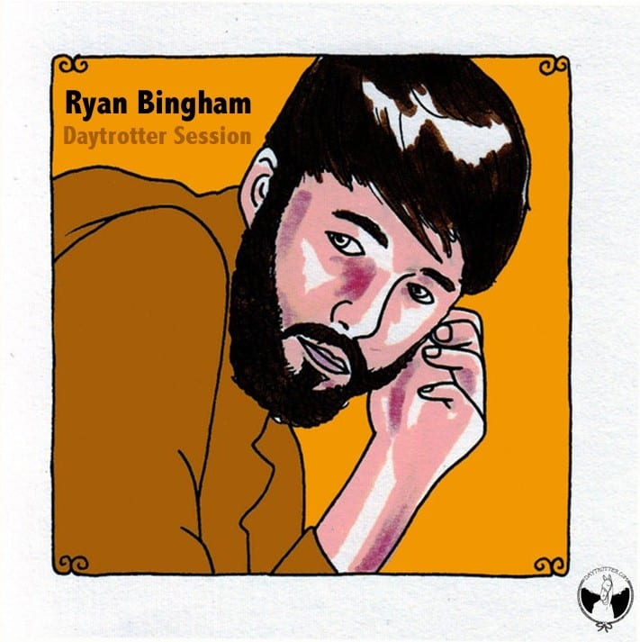 Ryan Bingham & The Dead Horses - Daytrotter Session (2010) 9