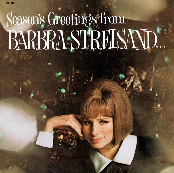 Seasons Greetings From Barbra Streisand...And Friends (1970) CD 9