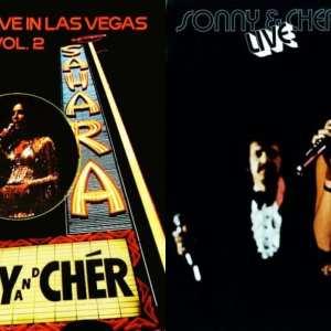 Sonny & Cher - Live + Live In Las Vegas (1971 / 1974) 2 CD SET 21