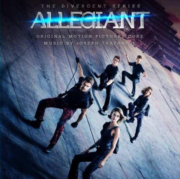 The Divergent Series: Allegiant - Original Motion Picture Score (2016) 1