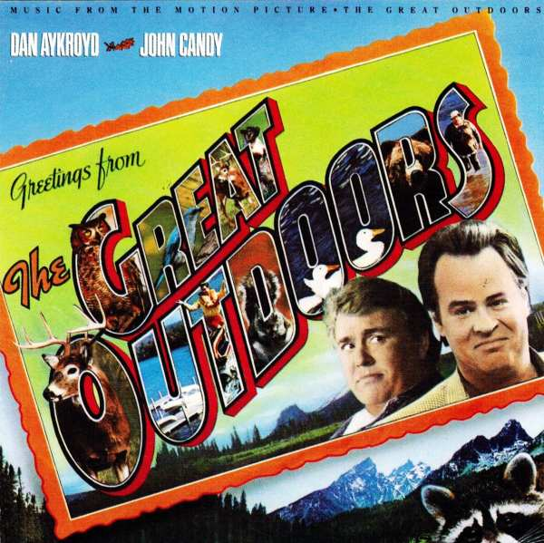 The Great Outdoors - Original Soundtrack (EXPANDED EDITION) (1988) 2 CD SET 1