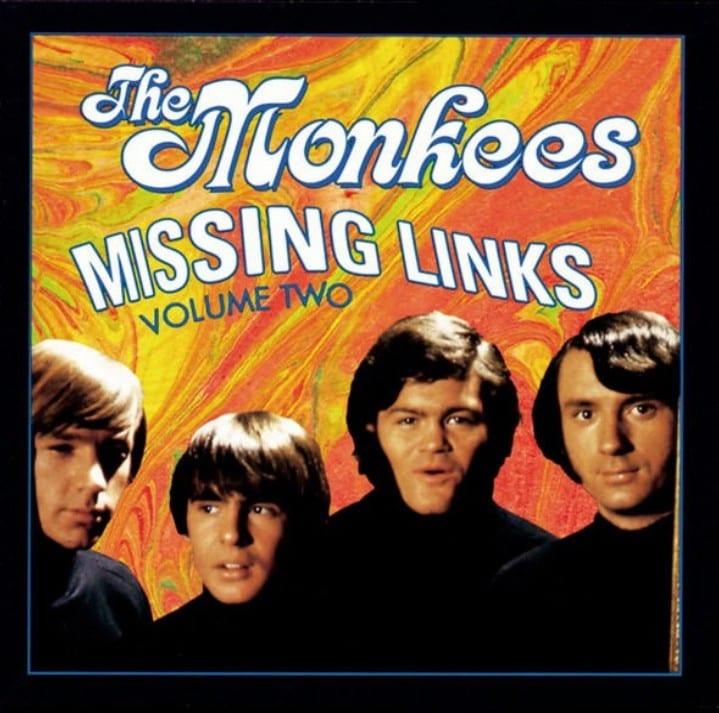 The Monkees - Missing Links Volume 2 (1990) CD 9