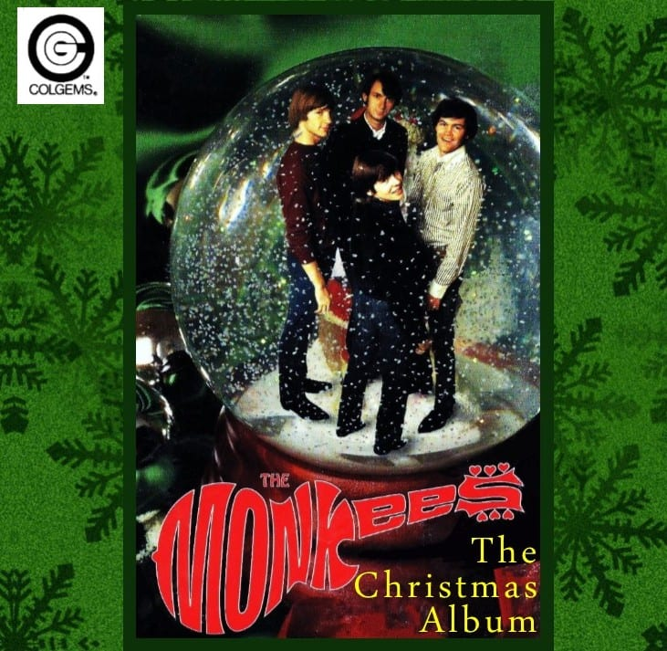 The Monkees - The Christmas Album (EXPANDED EDITION) (2020) CD 8