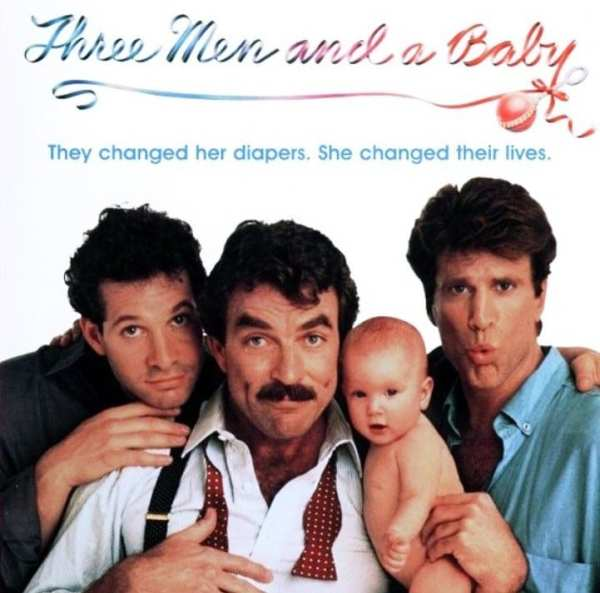 Three Men And A Baby - Original Soundtrack (EXPANDED EDITION) (1987) CD 1