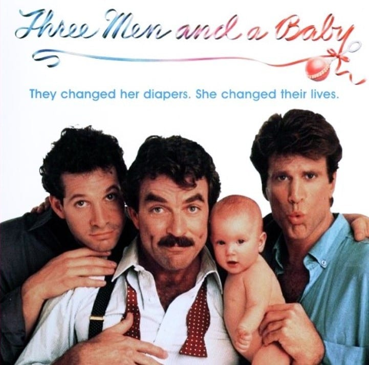 Three Men And A Baby - Original Soundtrack (EXPANDED EDITION) (1987) CD 8