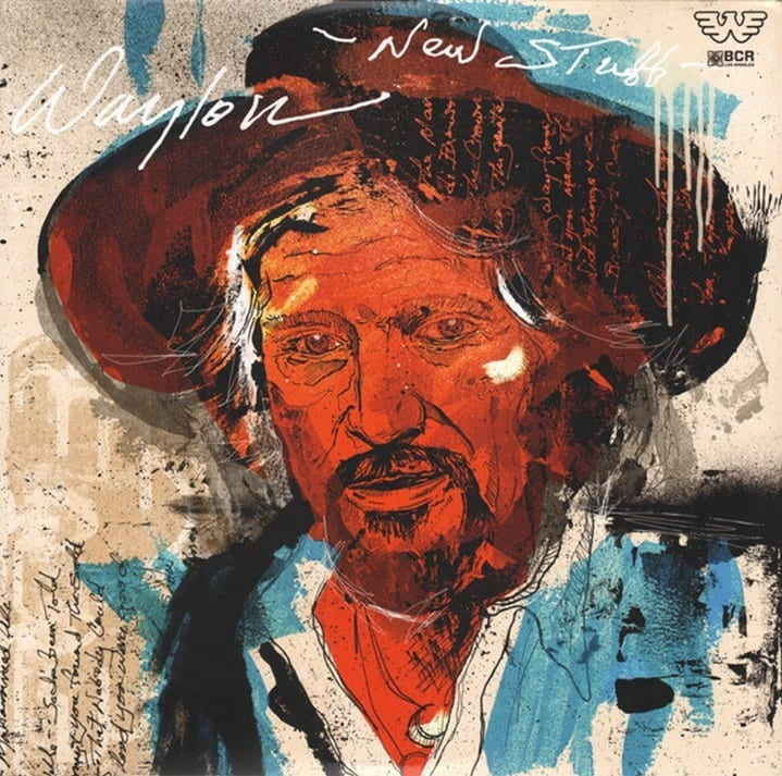 Waylon Jennings - New Stuff + Here's To The Champion (EXPANDED EDITION) (2017) 5