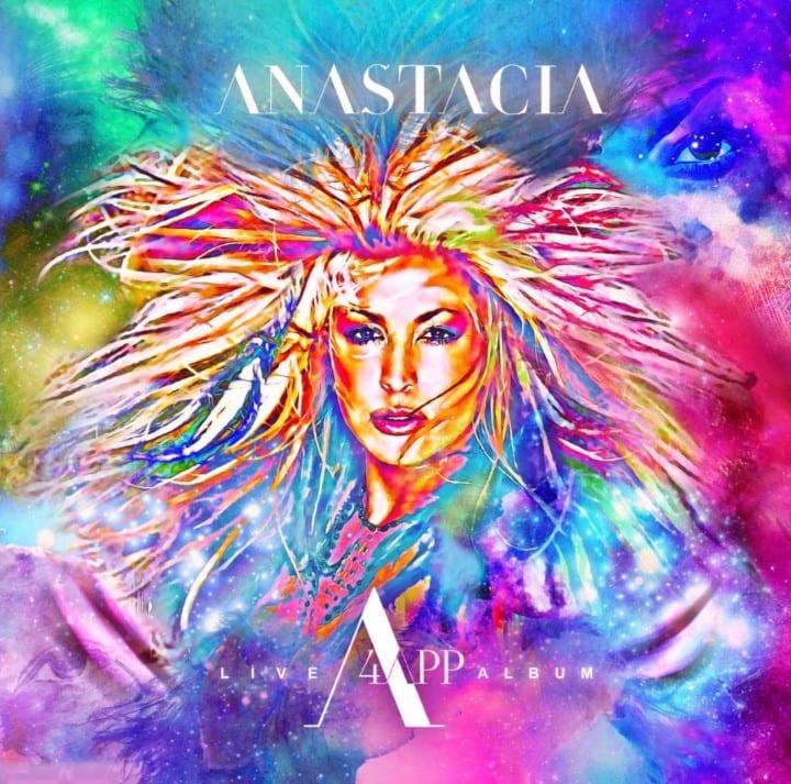 Anastacia - A4APP Live Album (2016) CD 9