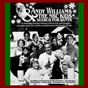 Andy Williams And The NBC Kids Search For Santa - (1985) DVD (REGION FREE) 3