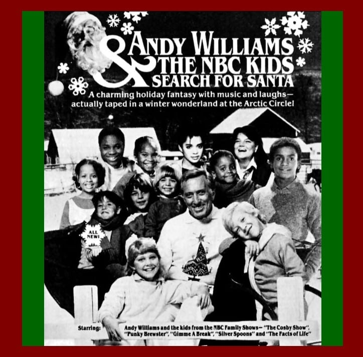 Andy Williams And The NBC Kids Search For Santa - (1985) DVD (REGION FREE) 6