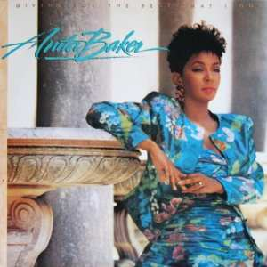 Anita Baker - Giving You The Best That I Got (EXPANDED EDITION) (1988) CD 31