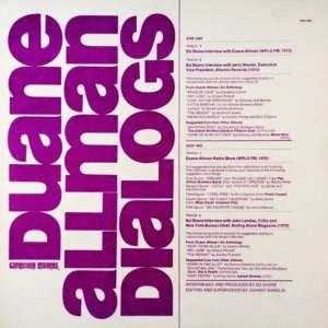 Duane Allman - Dialogs (1972) CD 14