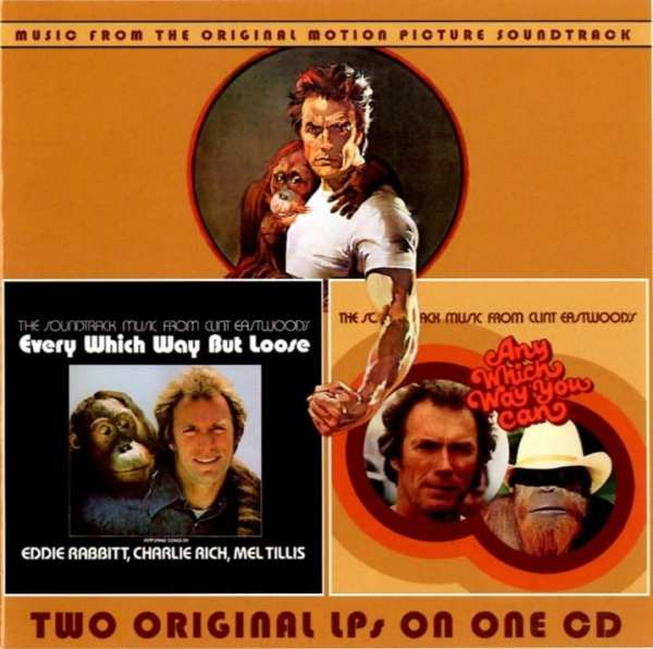 Every Which Way But Loose  Any Which Way You Can - Original Soundtracks (1978  1980  2014) CD 1