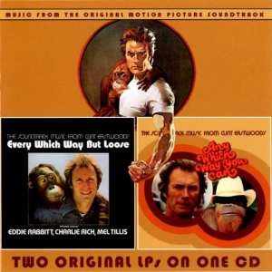 Every Which Way But Loose Any Which Way You Can - Original Soundtracks (1978 1980 2014) CD 2