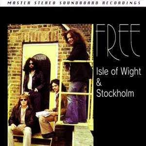 Free - Isle Of Wight & Stockholm (August 1970 & December 1970) (Midas Touch 936212) (1999) 2 CD SET 61
