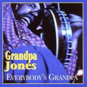 Grandpa Jones - Everybody's Grandpa (1997) 5 CD SET 50