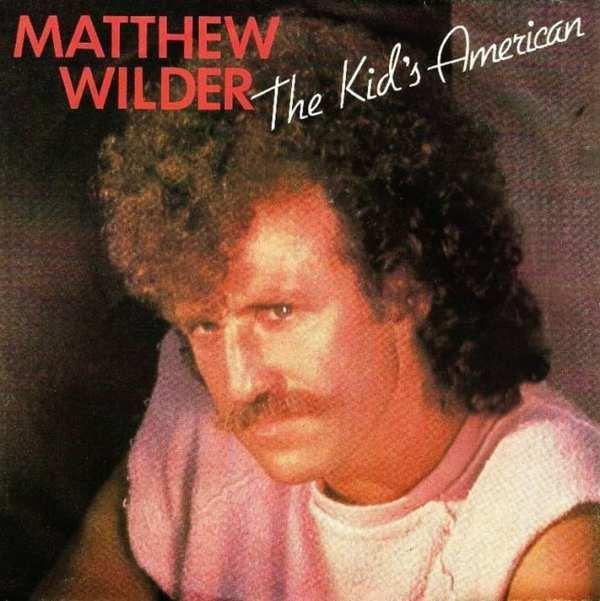 Matthew Wilder - The Kid's American / Break My Stride (THE REMIXES) (MAXI-CD) (1983) CD 1