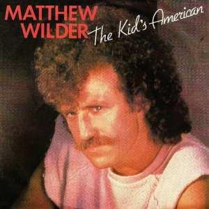 Matthew Wilder - The Kid's American / Break My Stride (THE REMIXES) (MAXI-CD) (1983) CD 2