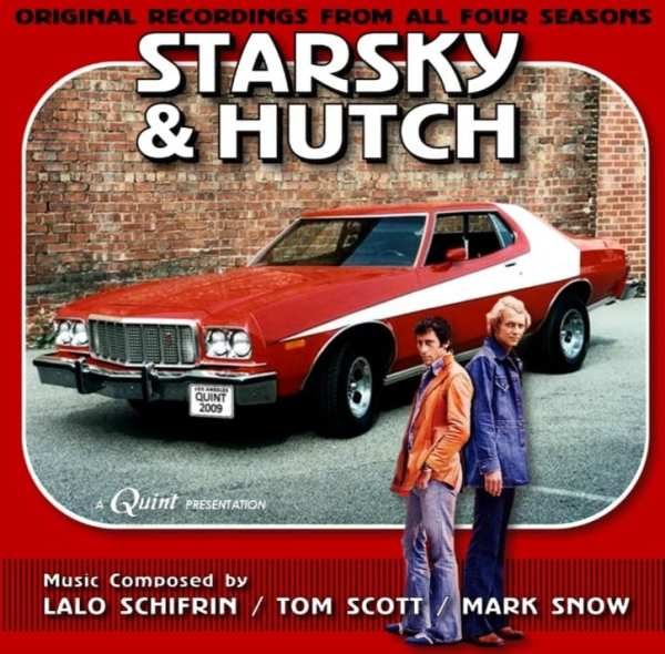 Starsky & Hutch - Music From All Four Seasons (1975 - 1979) CD 1