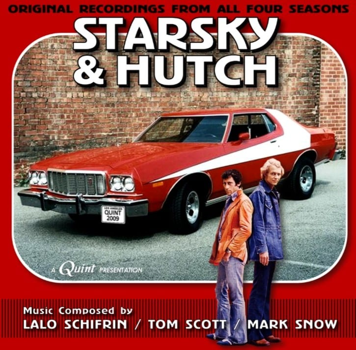 Starsky & Hutch - Music From All Four Seasons (1975 - 1979) CD 8