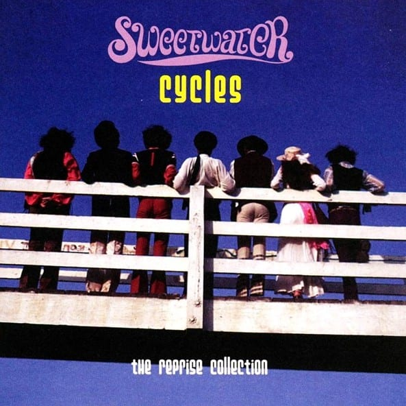 Sweetwater - Cycles The Reprise Collection (1999) CD 8