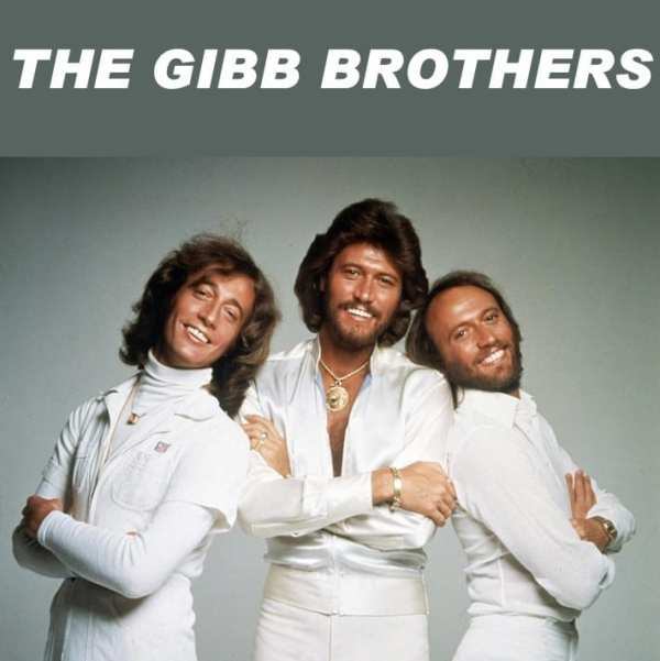 The Bee Gees + Andy Gibb - The Gibb Brothers (2020) DVD 1