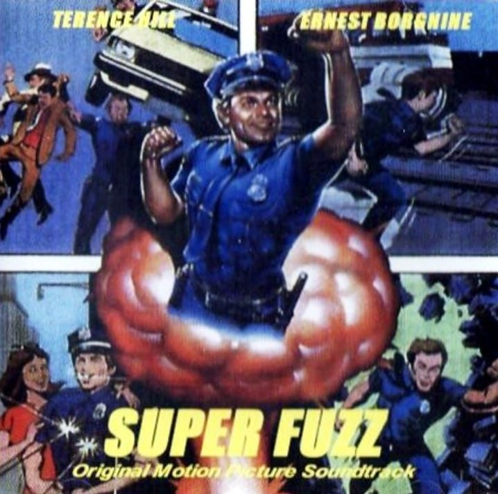 Super Fuzz - Original Soundtrack (EXPANDED EDITION) (Super Snooper) (Super Cop) (The Oceans) (1980) CD 7