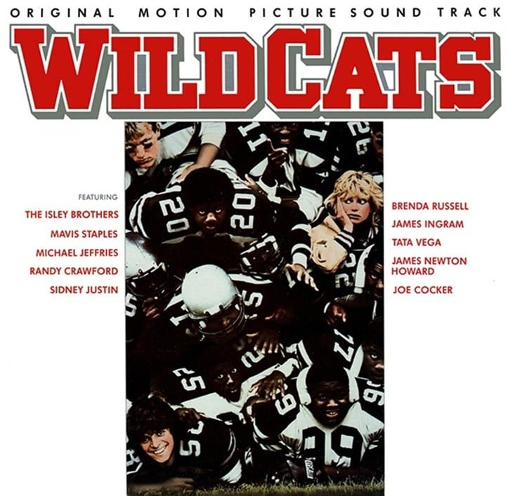 Wildcats - Original Soundtrack (EXPANDED EDITION) (1986) CD 7