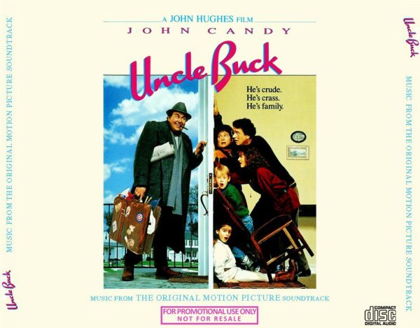 Uncle Buck - Original Soundtrack (EXPANDED EDITION) (1989) 3 CD SET
