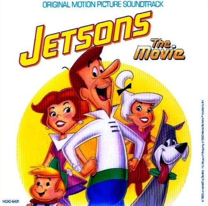 Jetsons: The Movie - Soundtrack & Score (EXPANDED EDITION) (1990) CD 10