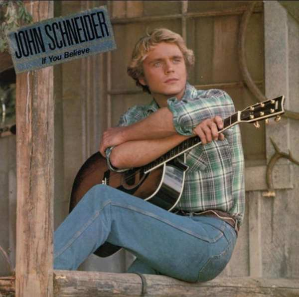 John Schneider - If You Believe (1983) CD 1