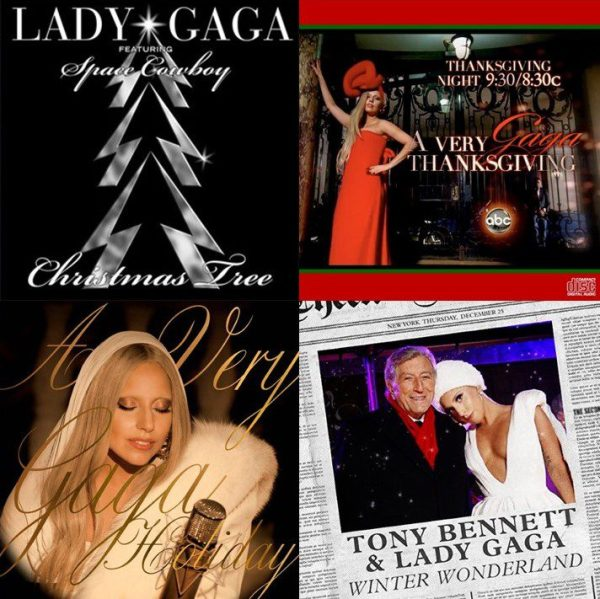 Lady Gaga - A Very Gaga Thanksgiving Holiday (EXPANDED EDITION) (2011 2021) CD + DVD SET