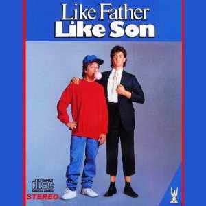 Like Father, Like Son - Original Soundtrack (UNRELEASED) (1987) CD 52