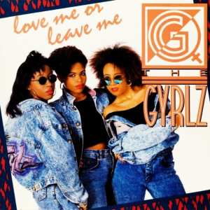 The Gyrlz - Love Me Or Leave Me (EXPANDED EDITION) (1988) 2 CD SET 19