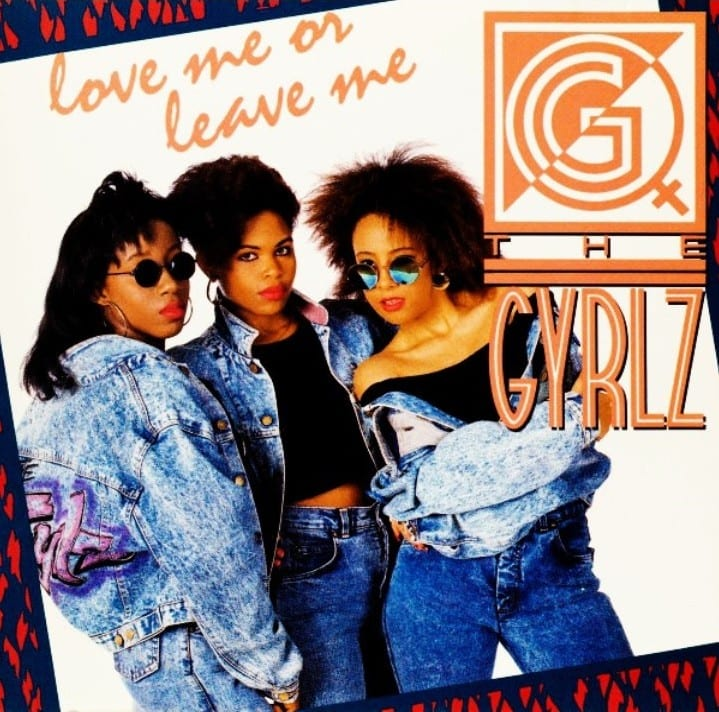 The Gyrlz - Love Me Or Leave Me (EXPANDED EDITION) (1988) 2 CD SET 8