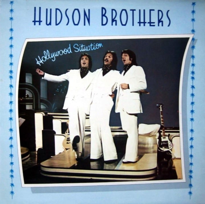The Hudson Brothers - Hollywood Situation (1974 ) CD 8