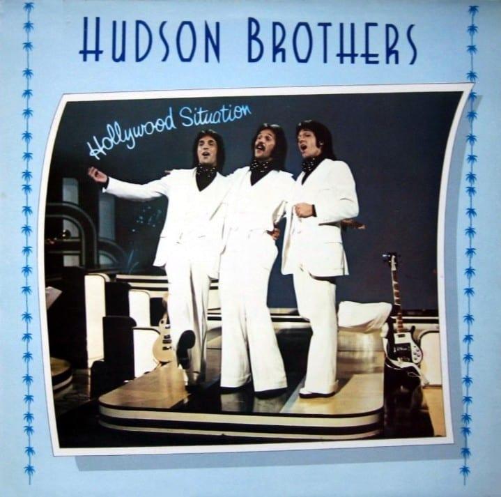 The Hudson Brothers - Hudson (1973) CD 9