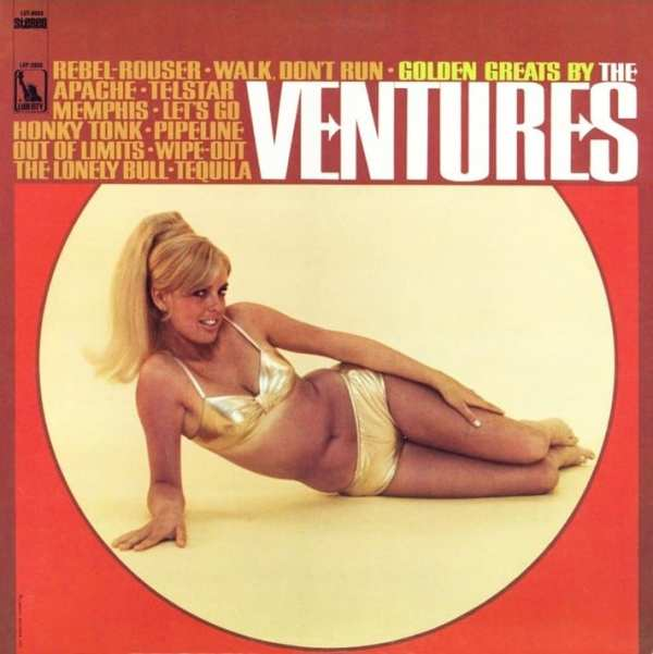 The Ventures - Golden Greats By The Ventures (1967) CD 1