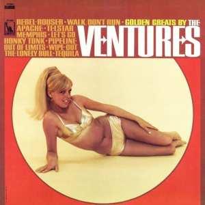 The Ventures - Golden Greats By The Ventures (1967) CD 1