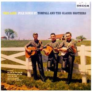 Tompall And The Glaser Brothers - This Land (1960) CD 2