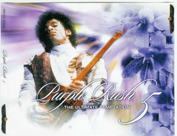 Prince - Purple Rush 5: The Ultimate Temptation (Concerts 1983-85) 4 CD SET 1