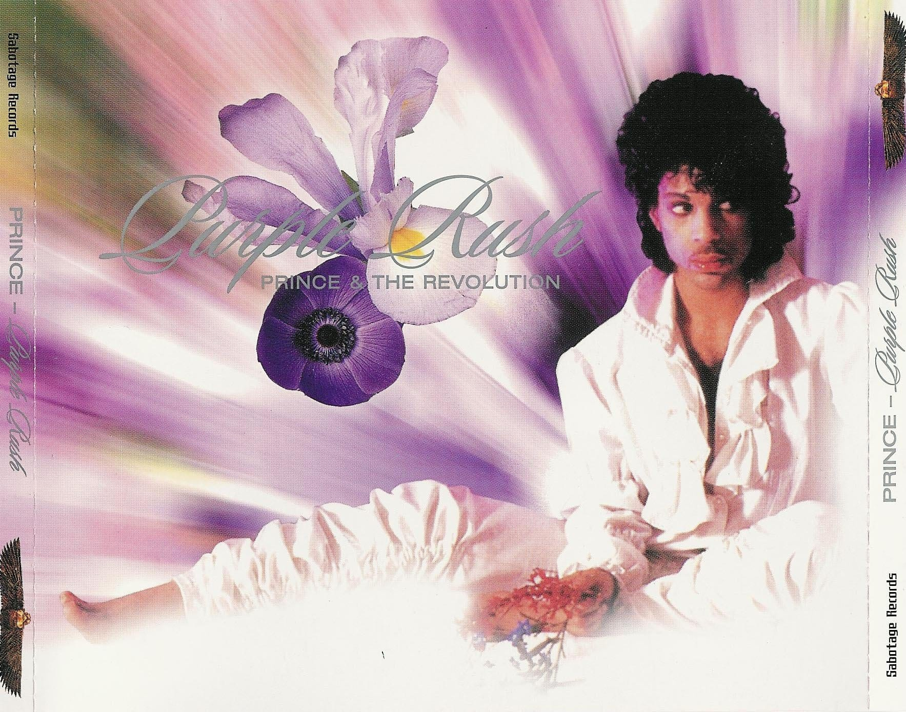 Prince And The Revolution - Purple Rush: Rehearsals & Live Shows 1983-85 (2002) 6 CD SET 9