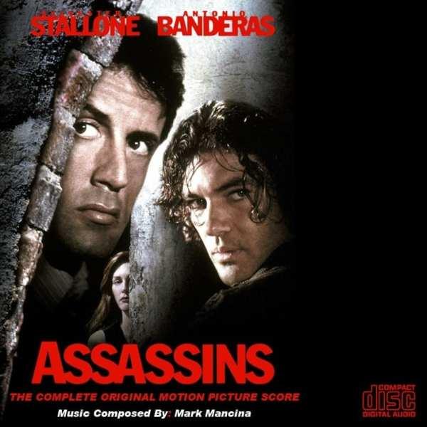 Assassins (Mark Mancina) (THE COMPLETE ORIGINAL MOTION PICTURE SCORE ) (1995) CD 1