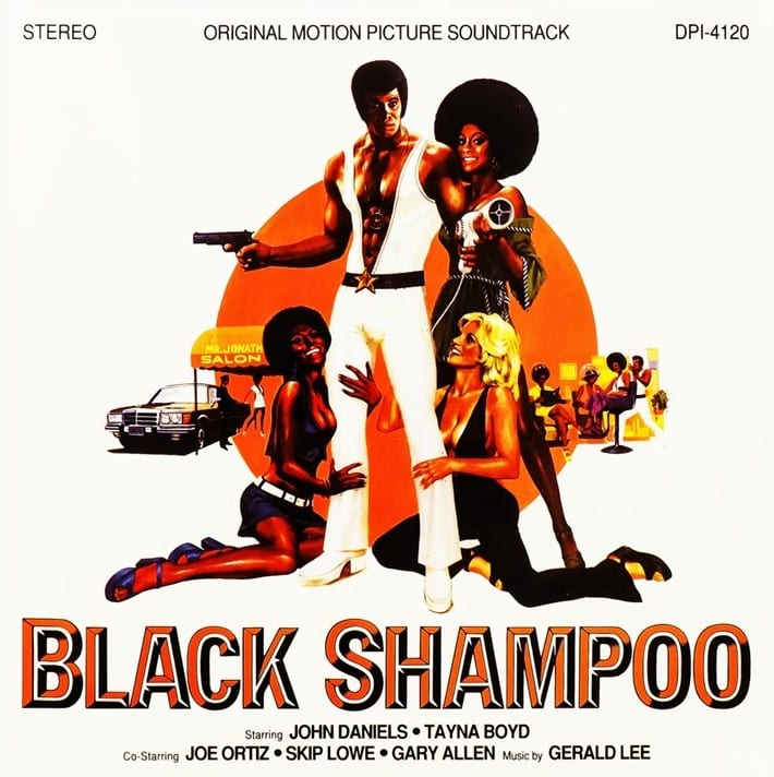 Black Shampoo - Original Soundtrack (Gerald Lee) (1976) CD 7