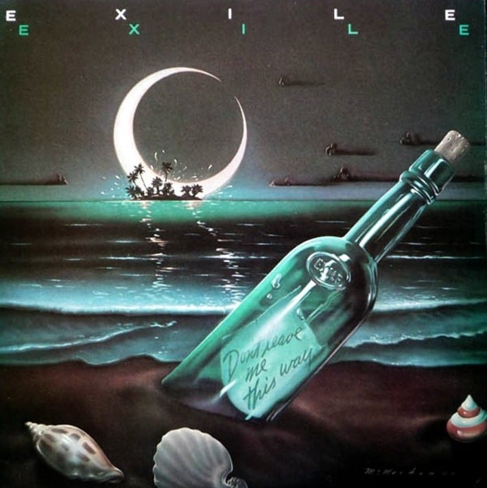 Exile - Don't Leave Me This Way (EXPANDED EDITION) (1980) CD 6