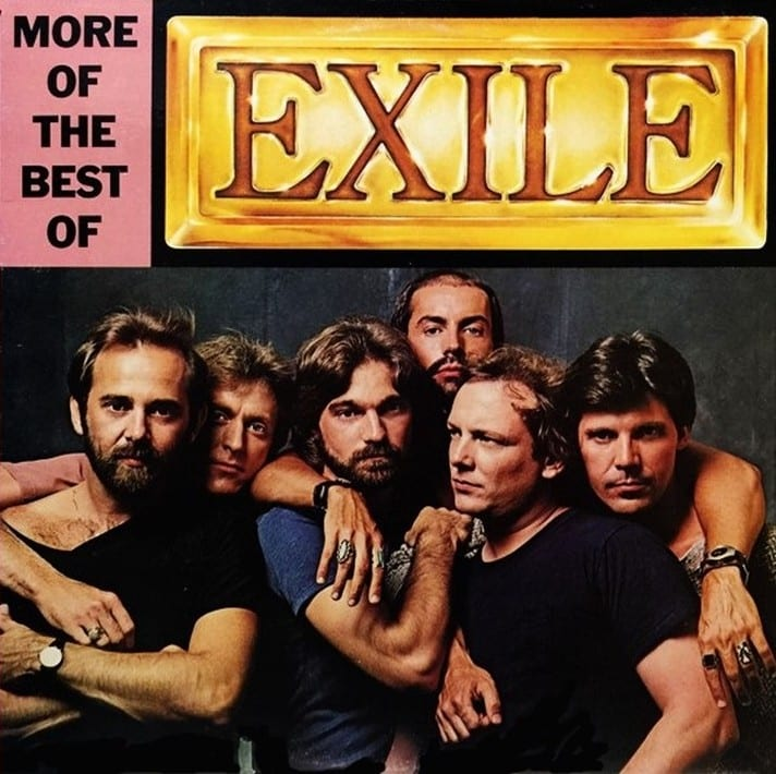 Exile - More Of The Best Of Exile (1986) CD 8